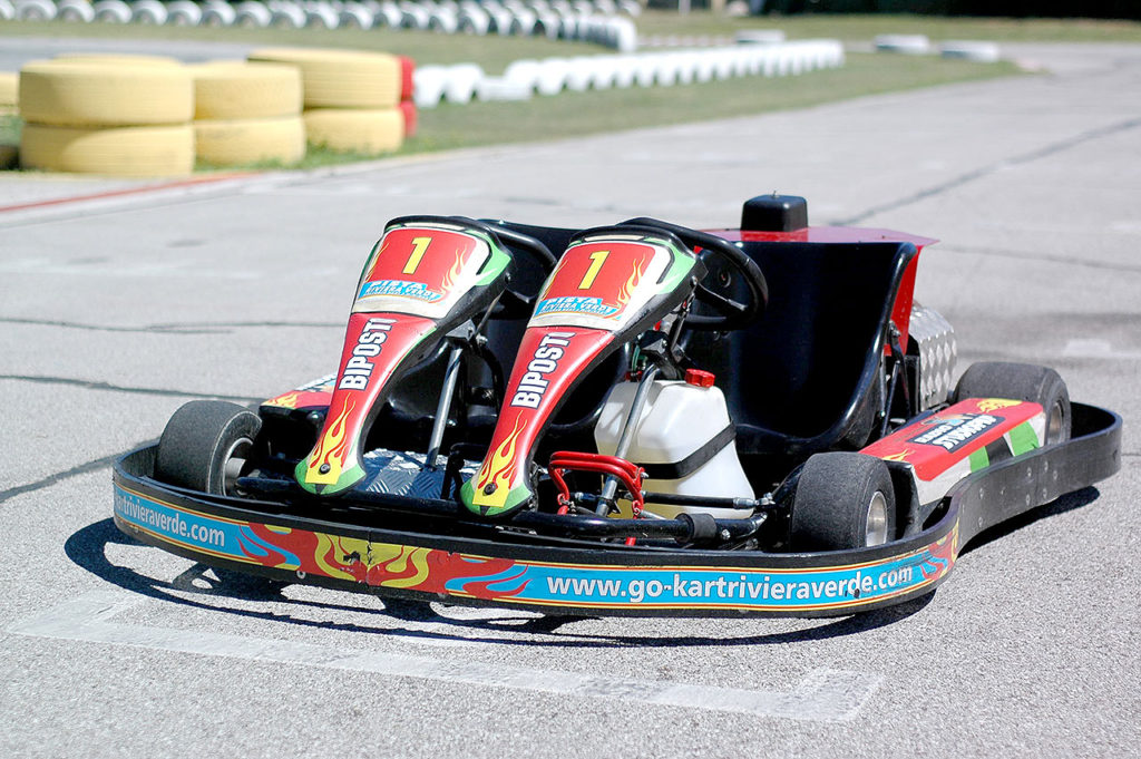 GO KART FOR 2 PEOPLE